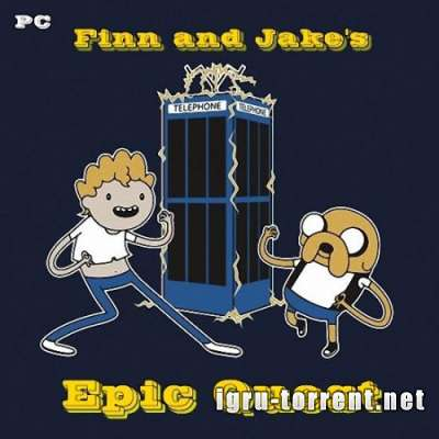 Finn and Jakes Epic Quest (2014) / Фин и Джейк Эпик Квест