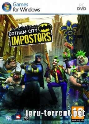 Gotham City Impostors Free To Play (2012) / Готэм  Сити Импостер