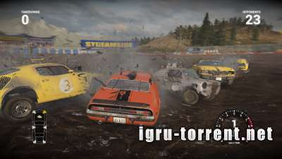 Next Car Game Wreckfest (2013) / Некст Кар Гейм Врекфаст