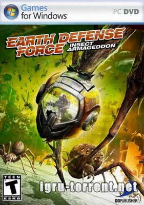 Earth Defense Force Insect Armageddon (2011) / Еартх Дефенсе Форсе Инсект Армагеддон