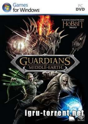 Guardians of Middle-earth Mithril Edition (2013) / Гардиан оф Мидл-ерс