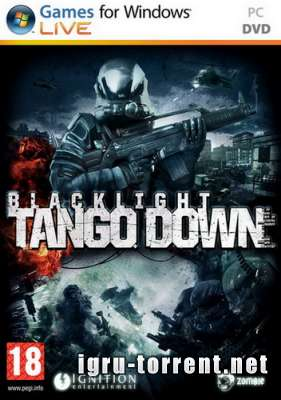 Blacklight Tango Down (2010) / Блекликгт Танго Довн