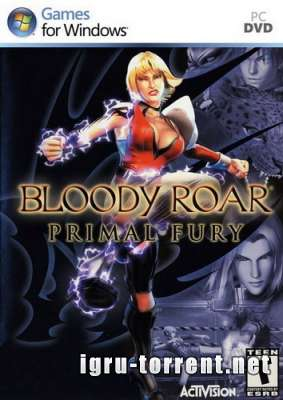 Bloody Roar Primal Fury (2002) / Блуди Роар Примар Фури