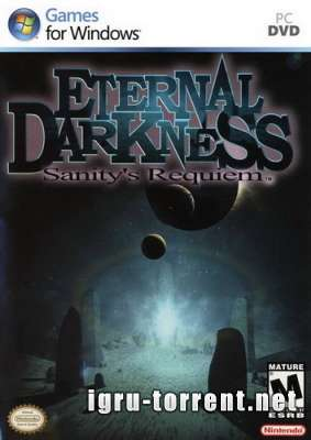 Eternal Darkness Sanitys Requiem (2002) / Этернал Даркнесс Санити Реквием