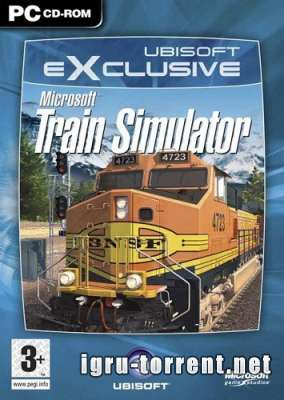 Microsoft Train Simulator Grand Pack (2001) / Майкрософт Трейн Симулятор Мега Пак