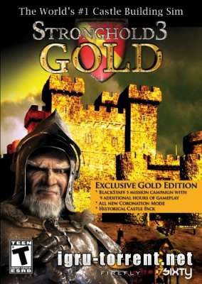 Stronghold 3 Gold Edition (2011) / Стронгхолд 3 Голд Эдишн