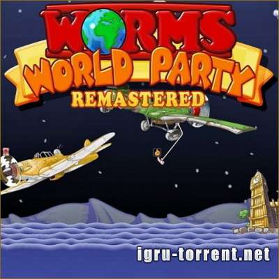 Worms World Party Remastered (2015) / Вормс Ворлд Пати Ремастер