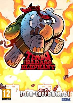 Tembo the Badass Elephant (2015) / Тембо зе Бадасс Елепант