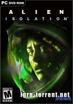Alien Isolation Collection (2014) / Алиен Изоляция Коллекция