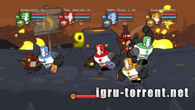 Castle Crashers (2012) / Кастл Крашерс