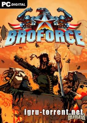 Broforce (2015) / Брофорс