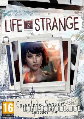 Life is Strange Complete Season Episodes 1-5 (2015) / Лайф из Странге Комплит Сезон Эпизоды 1-5
