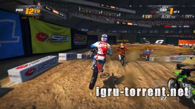 MX vs ATV Supercross Encore Edition (2015) / МХ вс АТВ Суперкросс Энкоре Эдишн