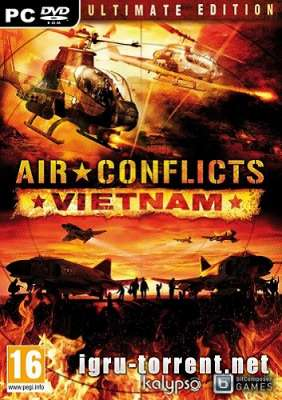 Air Conflicts Vietnam Ultimate Edition (2014) / Аир Конфликт Вьетнам Ультимейт Эдишн