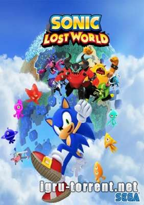 Sonic Lost World (2015) / Соник Лост Ворлд / Приключений Ёжика Соника