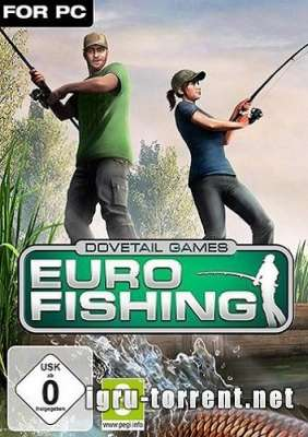 Euro Fishing Urban Edition (2015) / Евро Фишинг