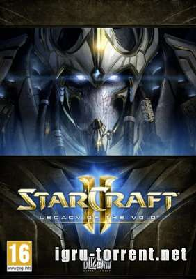 StarCraft II Legacy of the Void (2015) / СтарКрафт 2 Легаси оф зе Войд