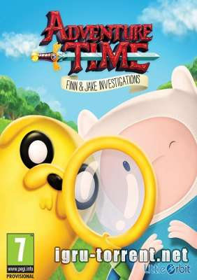 Adventure Time Finn and Jake Investigations (2015) / Адвенчер Тайм Финн энд Джейк Инвестигатионс