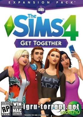 The Sims 4 Get Together (2015) / Зе Симс 4 Гет Тогетхер