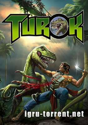 Turok Dinosaur Hunter (2015) / Турок Динозавр Хантер
