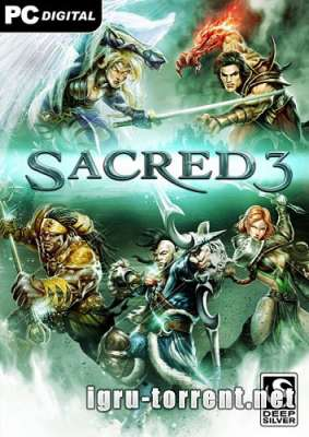 Sacred 3 The Gold Edition (2014) / Сакред 3 Зе Голд Эдишн