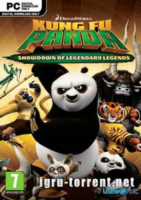 Kung Fu Panda Showdown of Legendary Legends (2016) / Кунг Фу Панда Шовдовн оф Легендари Легендс