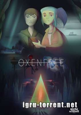 Oxenfree (2016) / Оксенфри