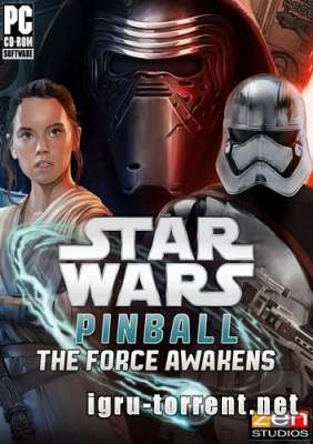 Pinball FX2 Star Wars Pinball The Force Awakens Pack (2016) / Пинбол ФХ2 Стар Варс Пинбол Зе Форсе Авакенс Пак