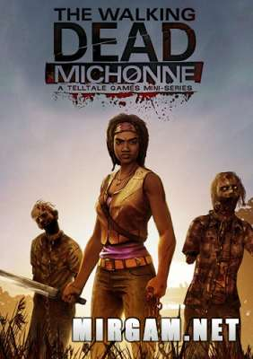 The Walking Dead Michonne (2016) / Зе Валькин Дед Михоне