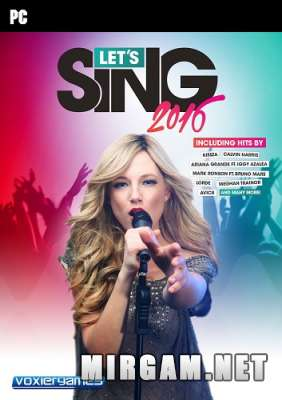 Lets Sing 2016 (2016) / Летс Синг 2016