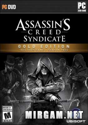 Assassin's Creed Syndicate Gold Edition (2015) / Ассасин Крид Синдикат Голд Эдишн