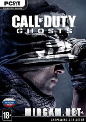 Call of Duty Ghosts Deluxe Edition (2013) / Кал оф Дьюти Хост Делюкс Эдишн