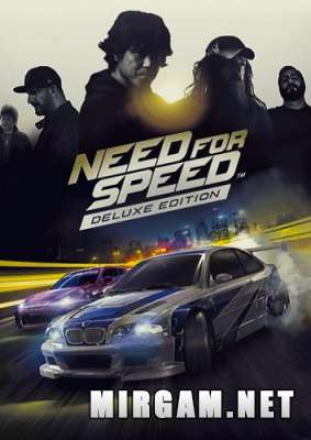 Need for Speed Digital Deluxe Edition (2016) / Нид фор Спид Диджитал Делюкс Эдишн
