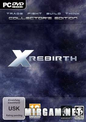 X Rebirth Collectors Edition (2013) / ИКС Ребирт Коллектор Эдишн