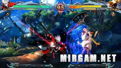 BlazBlue Chronophantasma Extend (2016) / БлазБлю Хронофантазма Экстенд