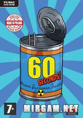 60 Seconds! (2015) / 60 Секунд!
