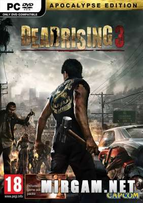 Dead rising 3 apocalypse edition (2014) pc | repack by xatab.