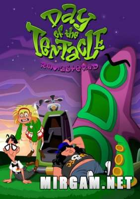 Day of the Tentacle Remastered (2016) / Дей оф зе Тентакле Ремастер