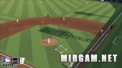 скачать бейсбол игру на пк