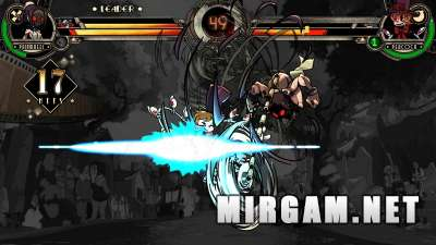 Skullgirls 2nd Encore (2016) / Скуллгерлс 2нд Энкоре