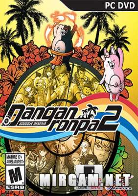 Danganronpa 2 Goodbye Despair (2016) / Данганронпа 2 Гудбай Деспаир