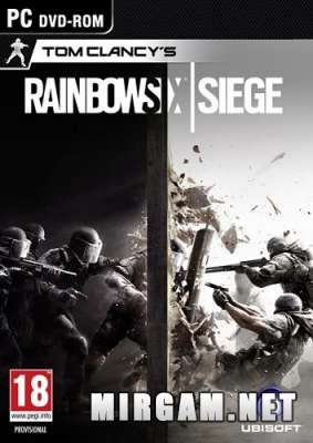 Tom Clancys Rainbow Six Siege (2015) / Осада / Том Клэнси Раинбов Сикс Сиеге