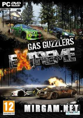 Gas Guzzlers Extreme: Gold Pack (2013) / Газ Гузлерс Экстрим Голд Пак