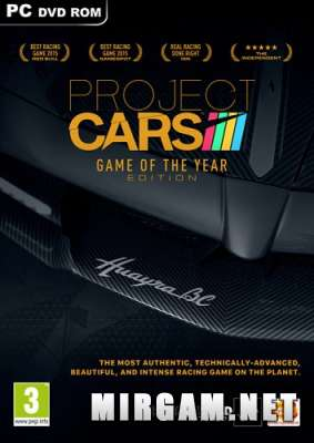 Project CARS Game of the Year Edition (2015) / Проект КАРС Гейм оф зе Еар Эдишн