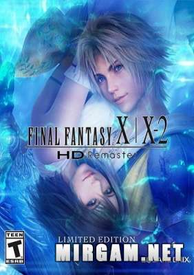 Final Fantasy X / X-2 HD Remaster (2016) / Финал Фэнтези 10 / 10-2 ХД Ремастер