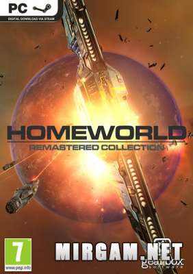Homeworld Remastered Collection (2015) / Хомворлд Ремастеред Коллекцион