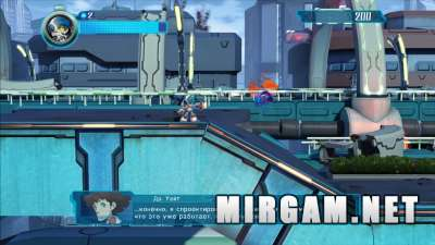 Mighty No. 9 (2016) / Матей Но 9 / Могучий № 9