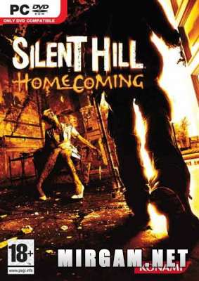 Silent Hill Homecoming (2008) / Сайлент Хилл Хомкоминг