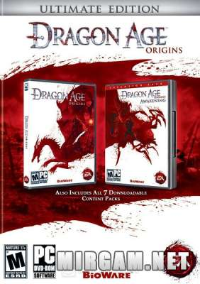 Dragon Age Origins Ultimate Edition (2010) / Драгон Эйдж Оригинс Ультимейт Эдишн