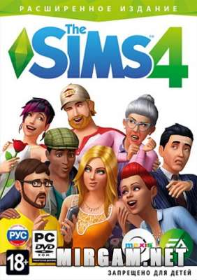 The Sims 4 Deluxe Edition (2014) / Симс 4 Делюкс Эдишн